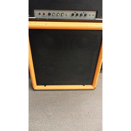 Orange Amplifiers OBC410 Bass Cabinet