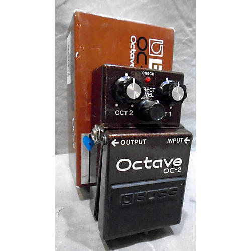 Boss OC-2 Effect Pedal