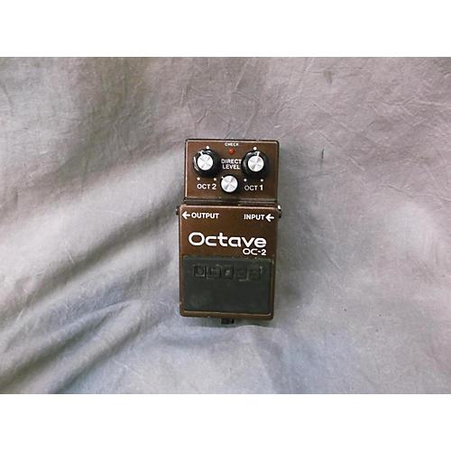 Boss OC-2 Effect Pedal