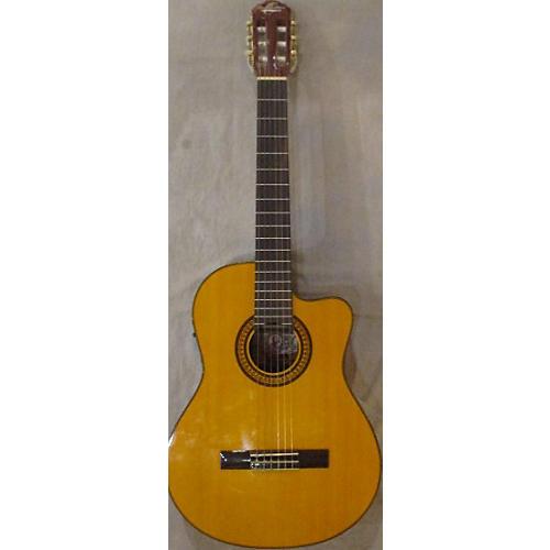 Oscar Schmidt OC11CE Classical Acoustic Electric Guitar