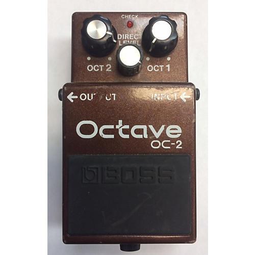 Boss OC2 Octave Effect Pedal-thumbnail