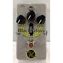 Keeley OC81D Black Glass Effect Pedal
