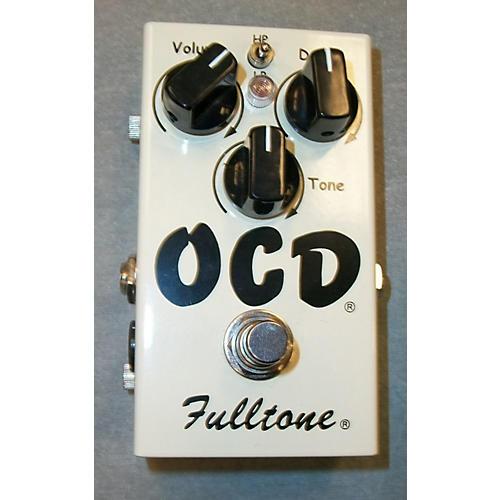 Fulltone OCD Obsessive Compulsive Drive ELEC PEDAL-E VOLUME