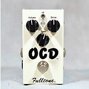 Fulltone OCD Obsessive Compulsive Drive V2 Rico Effect Pedal