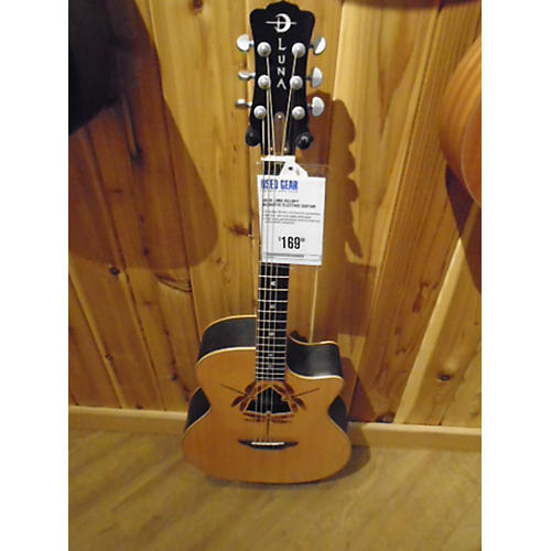 In Store Used OCLDFY Acoustic Electric Guitar