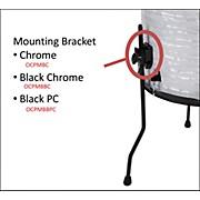 OCPMBBC Mounting Bracket Black Chrome