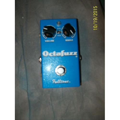 In Store Used OCTAFUZZ Effect Pedal
