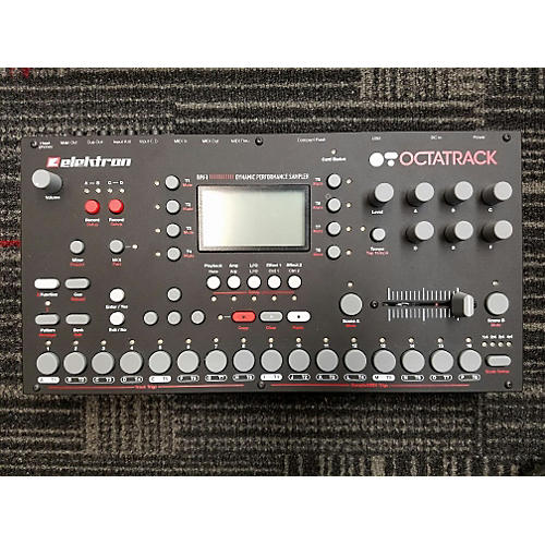 Elektron OCTATRACK Multi Effects Processor-thumbnail