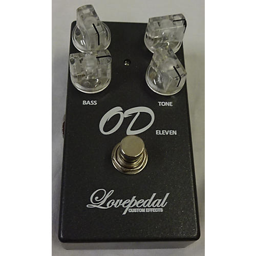 Lovepedal OD ELEVEN Effect Pedal-thumbnail