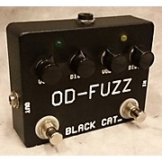 Black Cat OD-FUZZ Effect Pedal