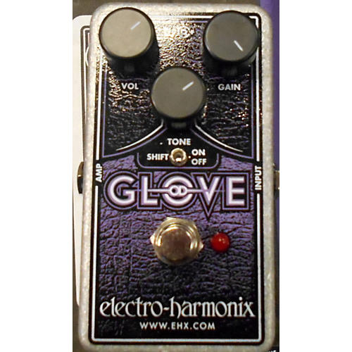 Electro-Harmonix OD Glove Overdrive/Distortion Effect Pedal-thumbnail