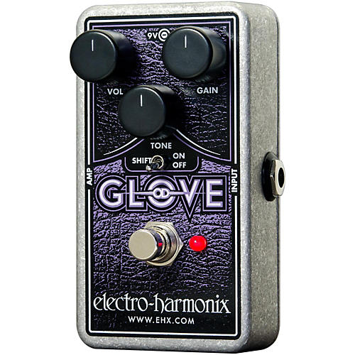 Electro-Harmonix OD Glove Overdrive/Distortion Effects Pedal-thumbnail