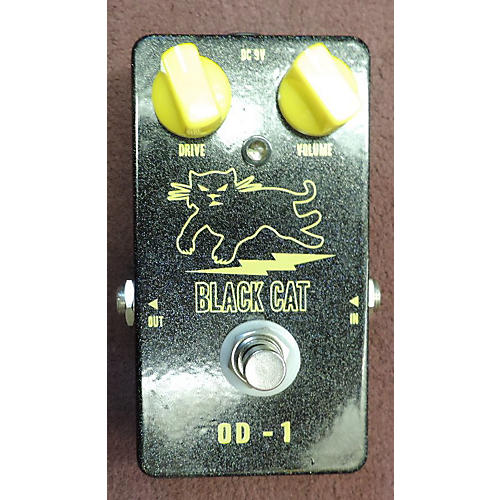 Black Cat OD1 Overdrive Effect Pedal