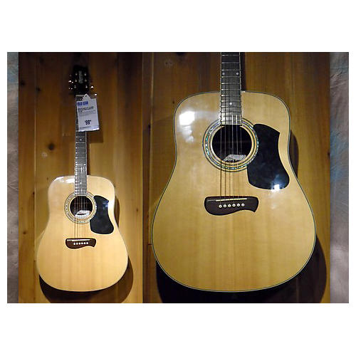 Olympia By Tacoma OD10S Acoustic Guitar