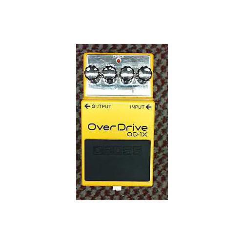 Boss OD1X Overdrive Effect Pedal-thumbnail