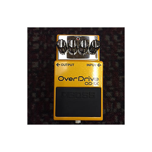 Boss OD1X Overdrive Effect Pedal