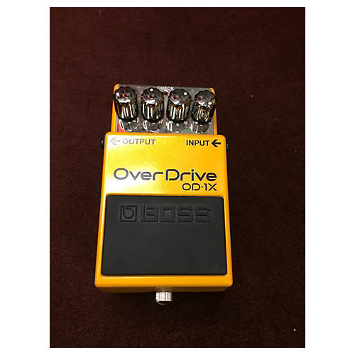 Boss OD1X Overdrive Effect Pedal-thumbnail