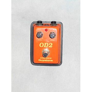 Pre-owned Guyatone OD2 Effect Pedal by Guyatone
