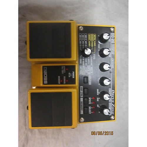 Boss OD20 Overdrive Distortion Effect Pedal
