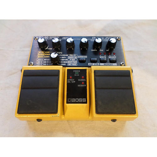 Boss OD20 Overdrive Distortion Effect Pedal-thumbnail