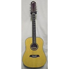 Washburn OD312 12 STRING 12 String Acoustic Guitar