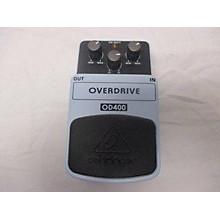 Behringer OD400 Overdrive Effect Pedal