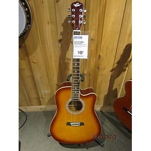 Pre-owned Oscar Schmidt OD45CTSPAK Acoustic Guitar by Oscar Schmidt