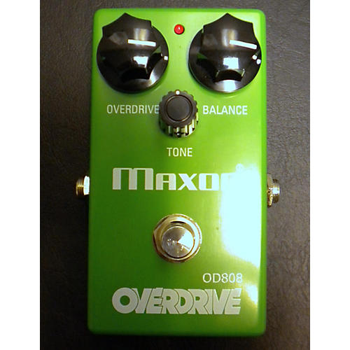 Maxon OD808 Overdrive Effect Pedal