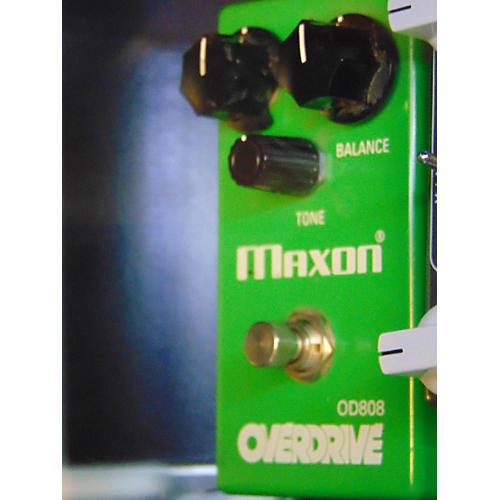 Maxon OD808 Overdrive Effect Pedal-thumbnail