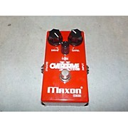 Maxon OD808X Extreme Overdrive Effect Pedal