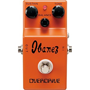 Ibanez OD850 Limited Edition Reissue Overdrive Effects Pedal by Ibanez