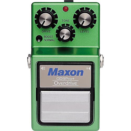 Maxon OD9 Pro Plus Overdrive Pedal-thumbnail