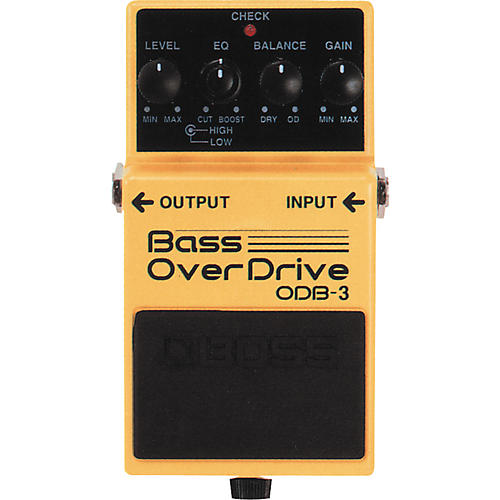 Boss ODB-3 Bass OverDrive Pedal