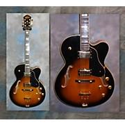 Oscar Schmidt OE-40/TS Hollow Body Electric Guitar