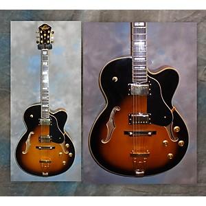 Pre-owned Oscar Schmidt OE-40/TS Hollow Body Electric Guitar by Oscar Schmidt