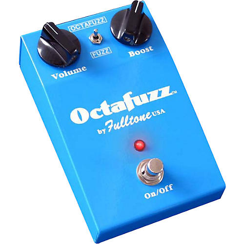 Fulltone OF Guitar Effect Octafuzz