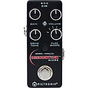 Pigtronix OFM Disnortion Micro Pedal