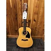 Oscar Schmidt OG 2E Acoustic Electric Guitar