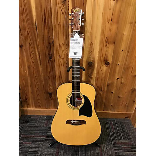 Oscar Schmidt OG 2E Acoustic Electric Guitar
