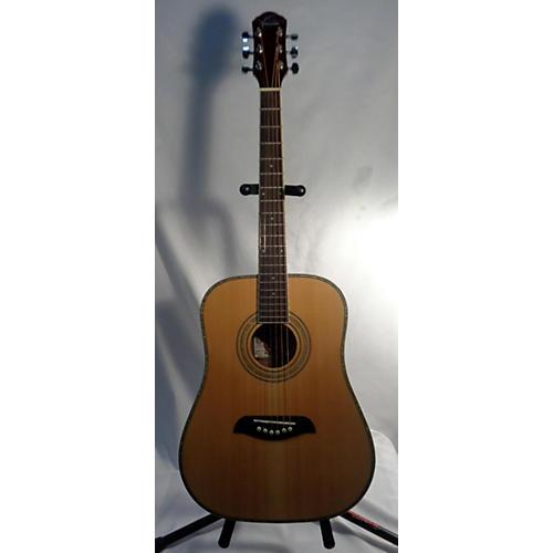 used oscar schmidt og1 lh acoustic guitar guitar center. Black Bedroom Furniture Sets. Home Design Ideas