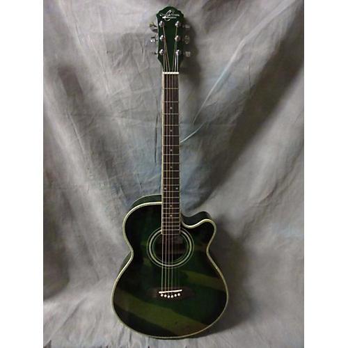 Oscar Schmidt OG10CE Acoustic Electric Guitar-thumbnail