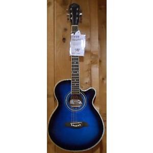 Pre-owned Oscar Schmidt OG10CEF Acoustic Electric Guitar by Oscar Schmidt