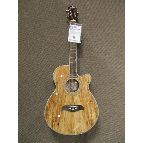 Oscar Schmidt OG10CESM Acoustic Electric Guitar-thumbnail
