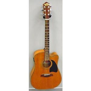 Pre-owned Oscar Schmidt OG11CE/AN Acoustic Electric Guitar by Oscar Schmidt