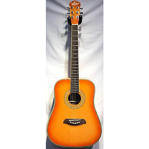 Oscar Schmidt OG1FYS Acoustic Guitar