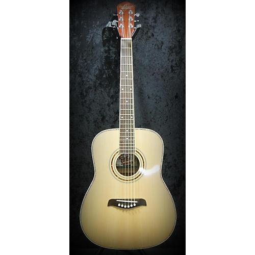 Oscar Schmidt OG1LH Acoustic Guitar