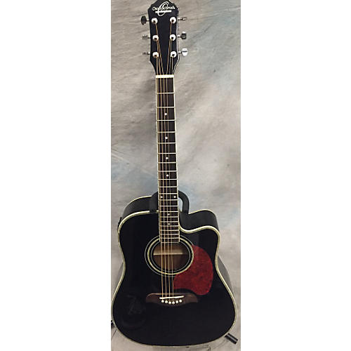 Oscar Schmidt OG2 CE Acoustic Electric Guitar