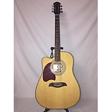 Oscar Schmidt OG2CE Acoustic Electric Guitar