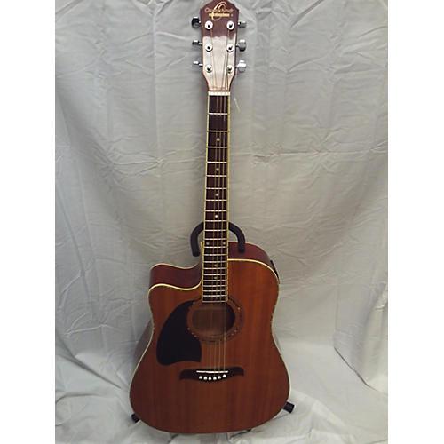 used oscar schmidt og2celh acoustic guitar guitar center. Black Bedroom Furniture Sets. Home Design Ideas