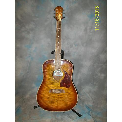 Oscar Schmidt OG2FYS Acoustic Guitar-thumbnail